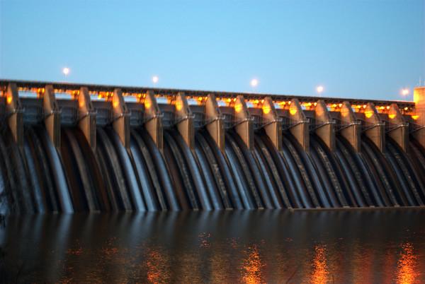 2010/02/20 - Thurmond Dam