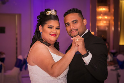 Eliana & Jose's Wedding Day July 5, 2019
