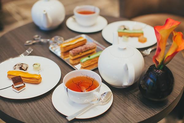 FOOD 2014  |  Park Hyatt Breakfast + Tea Service