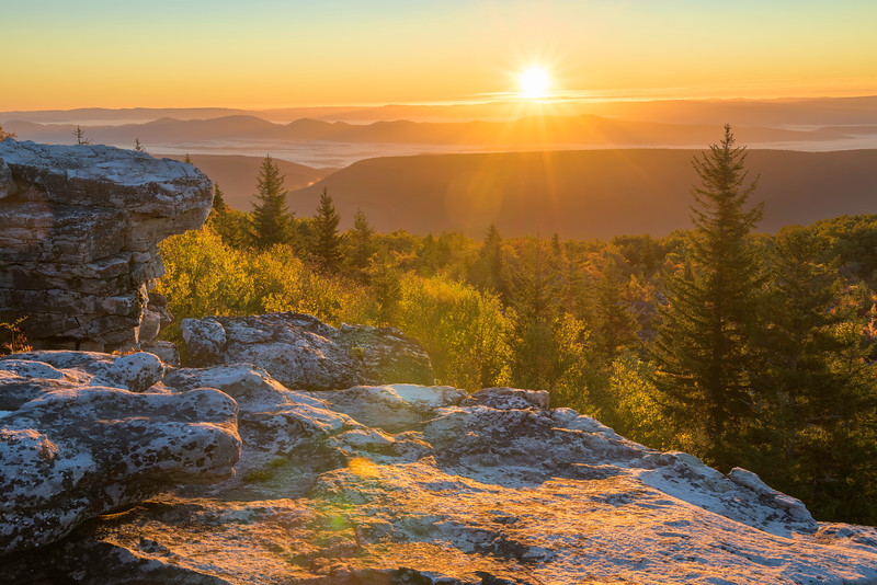 Sunrise Dolly Sods West Virginia Canaan Valley.jpg
