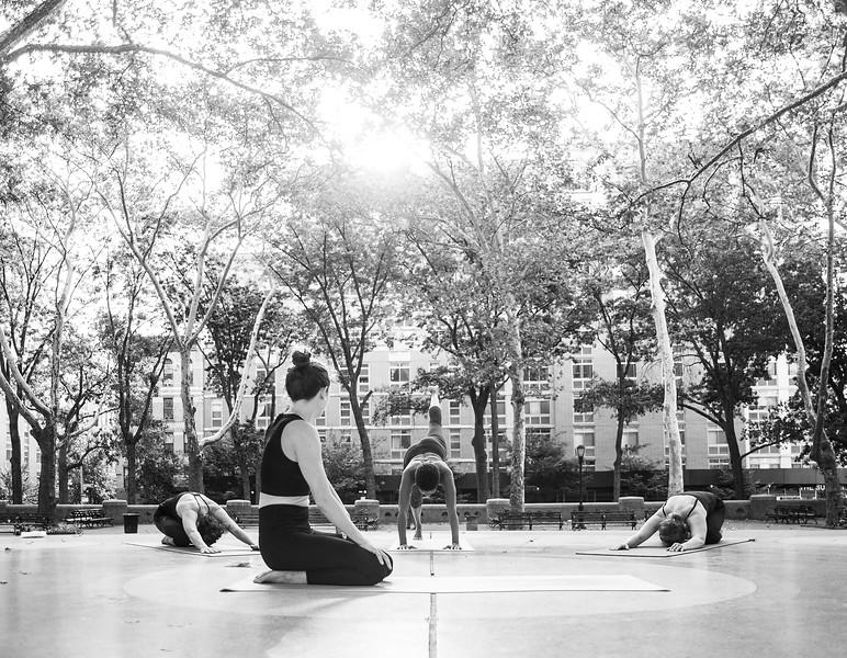 Erin Teaches Pilates