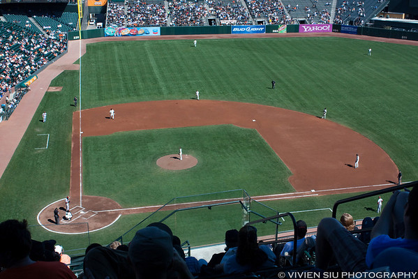 San Francisco Giants vs. Arizona Diamondbacks Baseball Game