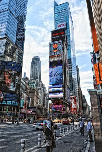 New York - 24-27 July, 2008