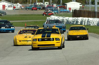 Sunday Group 2 Race - 2006 Fall Frolic
