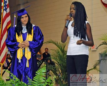 Booker High School, Class of 2010