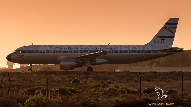Condor / Airbus A320-212 / D-AICA / Hans Retro Livery