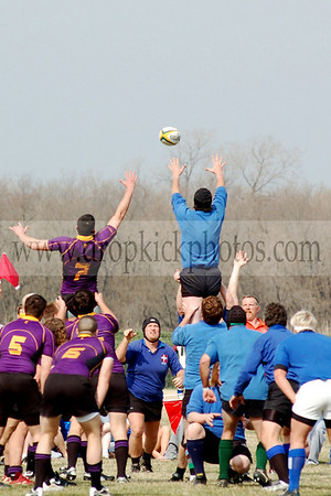 2009 UNI vs. Luther Old Boys