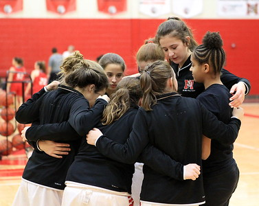 Mississinewa Girls BB vs Frankton 1-22-19