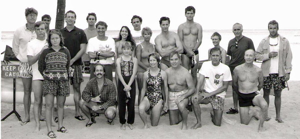 41st Castle Swim 11-27-1994