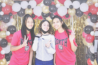 5-7-21 Atlanta Photo Booth - North Gwinnett 8th Grade Graduation - Robot Booth