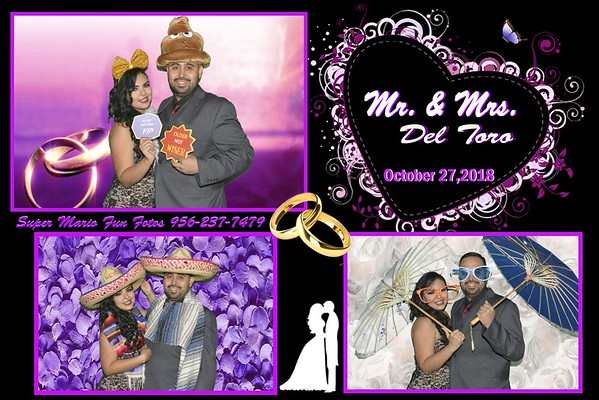 Wedding Del Toro