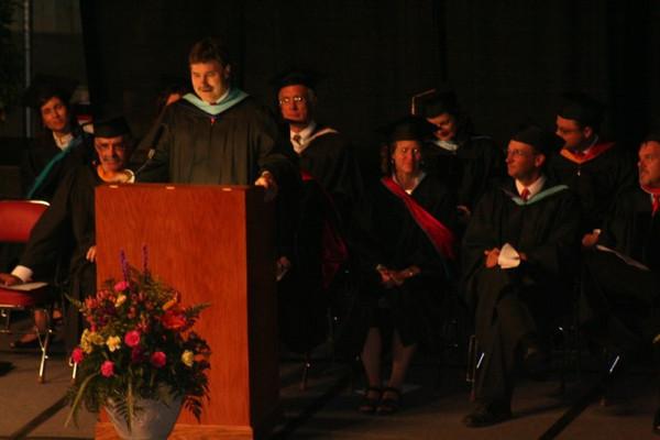 Sean High School Graduation 2008