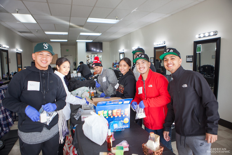 Vallejo Give Back - Food/Clothing Drive