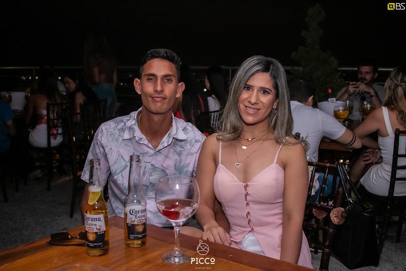 Picco Rooftop Bar - 03.10.2020