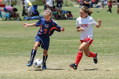 Crusaders Cup (GU-10) 7-14-2012