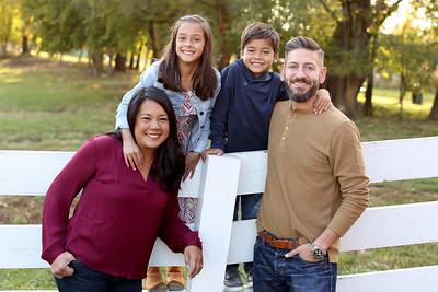 Mathany Family- Fall 2018