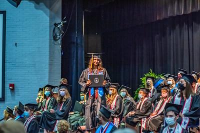 2020 Graduation of Hettie