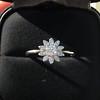 Tiffany & Co. Enchant Flower Ring 23