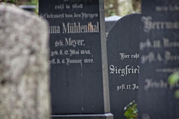 Jewish Cemetery Berlin
