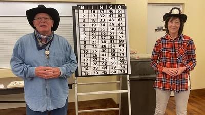 Western Day Bingo 2020