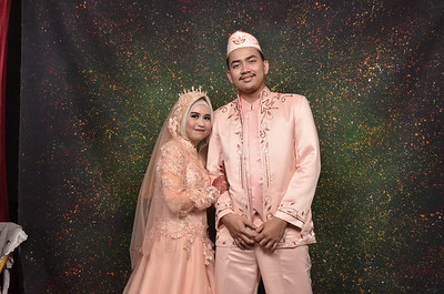 191005 | The Wedding Hana & Fedy