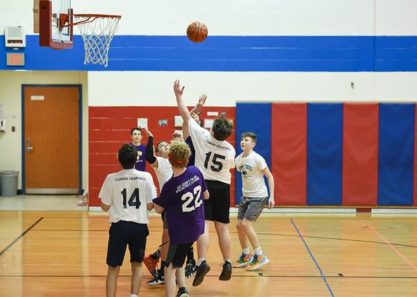 Wall Rec Basketball