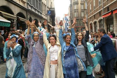 2008 Zinneke Parade Brussels, Belgium