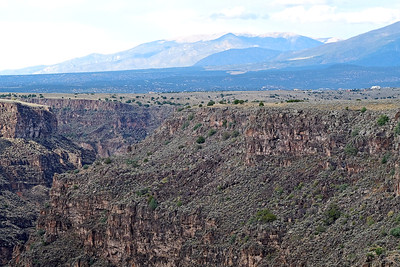 Rio Grande Gorge Bridge Revisited
