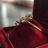 1.38ctw Antique Old European Cut Diamond 3-Stone Ring 3