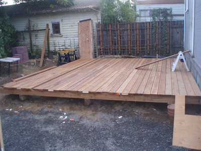 Deck/Patio 2010