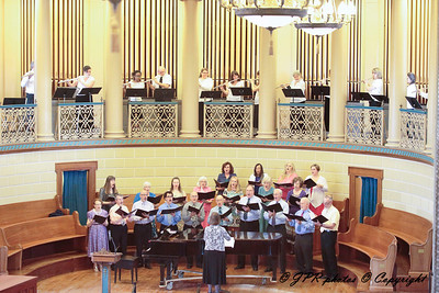 LEC Spring Musical Arts BFA  Concert  2014
