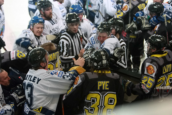 ENL Blaze v Newcastle - 28/02/2009