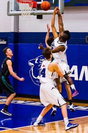 02-18-2014 ACHS Boys Basketball Playoffs