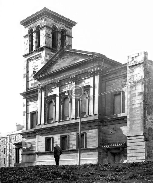 Dover St., Wesleyan Methodist Ch.  April 1974