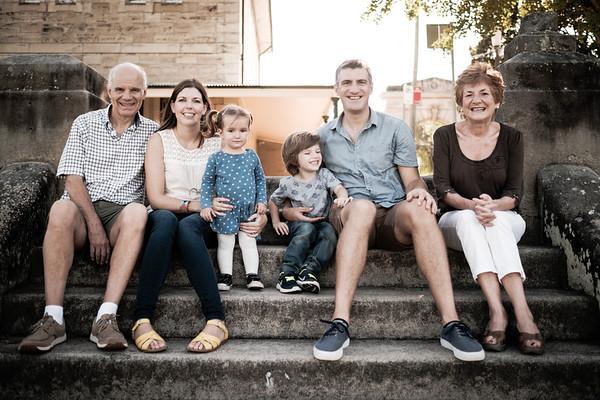 The Arnott Family 2017