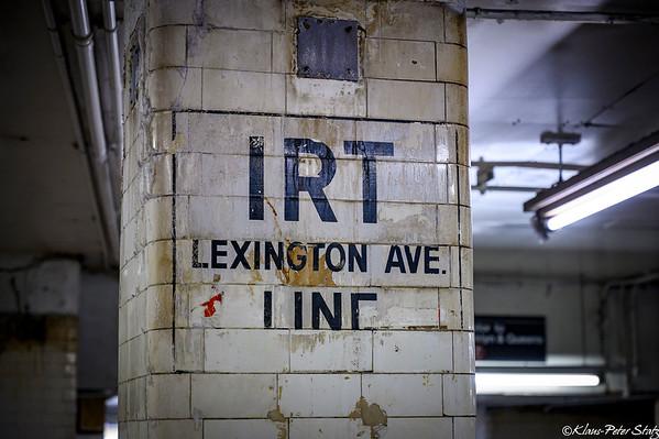Underground Subway Tour April 2021