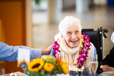 Thelma's 100 year old celebration!!