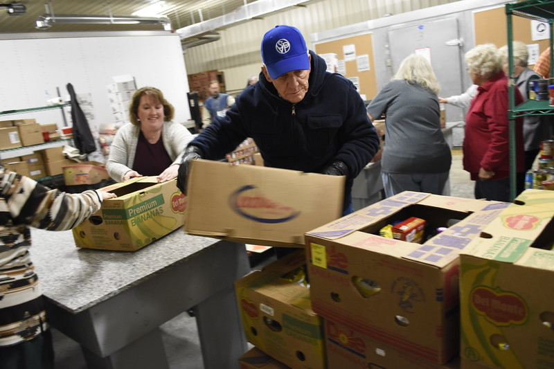 2018 Hastings Food Bank