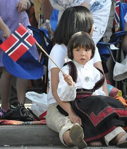 Syttende Mai Parade - May