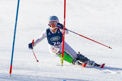 Womens Alpine Combined (SL) National Championship