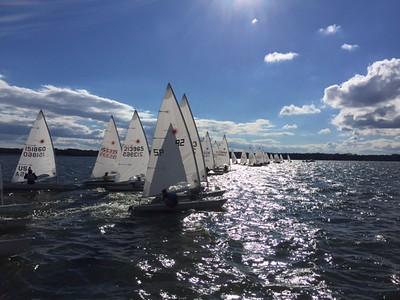 2018 Laser Masters Atlantic Coast Championship