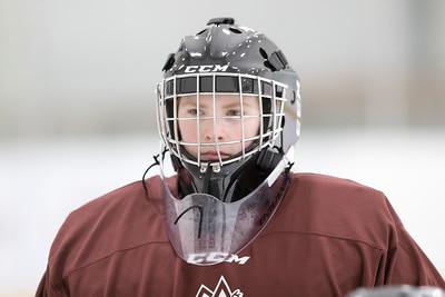 Avalanche Midget Practice B
