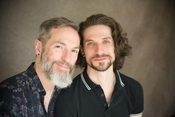 Josh and Philip
