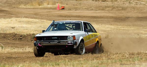 SCCA RallyX
