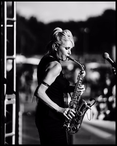 Mindi Abair & The Boneshakers  Gas City Concerts in the Park  6-19-19