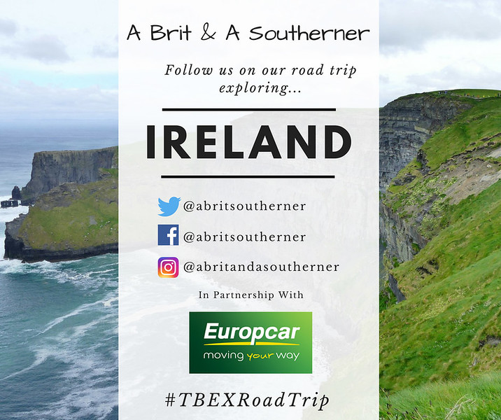 europcar ireland road trip