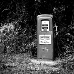 North Road Gas Pump