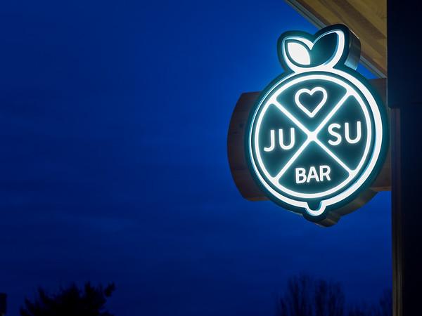 Commercial - Jusu Bar