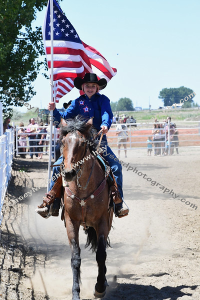 Outlaw Days Rodeo