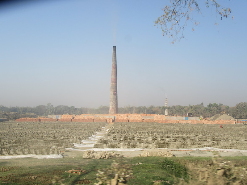 016_Dhaka. Bricks Factories. All over the country.JPG